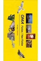 OMA MAP. Fiction Non-Fiction | Rutger van der Graaf, Pieter Custer, Emine Yilmazgil | OMI | 9789082410914