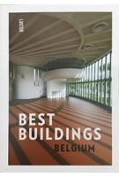 BEST BUILDINGS - BELGIUM | Hadewijch Ceulemans | 9789460582233 | LUSTER