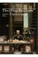 The Quay Brothers' Universum | Suzanne Buchan, Jaap Guldemond, Marente Bloemheuvel | 9789462081277