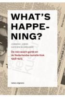 Whats Happening | Jonneke Jobse, Catrien Schreuder |  9789462081369