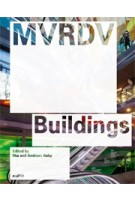 MVRDV Buildings - Updated Edition | Ilka Ruby, Andreas Ruby | 9789462082427