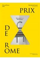 Prix de Rome 2015 |  9789462082526