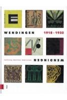 Wendingen 1918-1932. Kunst, bouwkunst en vormgeving   Cees de Jong   9789462985445   Amsterdam University Press