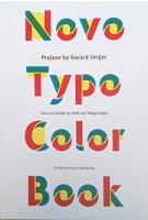 Novo Typo Color Book | Mark van Wageningen | 9789490913656Novo Typo Color Book | Mark van Wageningen | 9789490913656
