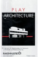 PLAY ARCHITECTURE | card game | Rakennustieto