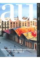 a+u 520. 2014:01. Architecture in Spain and Portugal 2000-2013 | 4910019730149 | a+u magazine