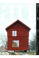 a+u 526 14:07 Retreat. Primal Concept and Experimental Design   4910019730743   a+u magazine