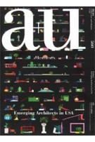 a+u 560 2017:05 emerging architects in usa | a+u