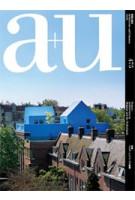a+u 475 10:04. Architecture in Belgium and The Netherlands | a+u magazine