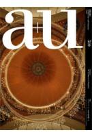 a+u 510. 13:03. 30 Architects in Istanbul   a+u magazine