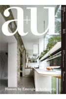 a+u 515 13:08. Houses by Emerging Architects   a+u magazine