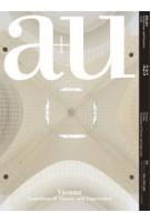 a+u 525 14:06. Vienna. Transition of Theory and Expression | 4910019730644 | a+u magazine