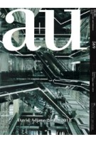 a+u 569. 2018:02 David Adjaye 2007-2018 | a+u magazine