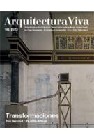 Arquitectura Viva 148. Transformaciones - The Second Life of Buildings | Arquitectura Viva magazine