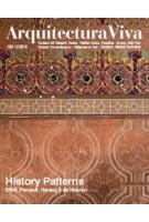 Arquitectura Viva 190. History Patterns. OMA, Perrault, Herzog & de Meuron   Arquitectura Viva magazine