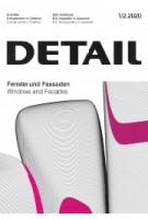 DETAIL 2020 01/02. Windows and Facades - Fenster und Fassaden   DETAIL magazine