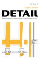 DETAIL English edition 2013 01. Concrete Construction | DETAIL magazine
