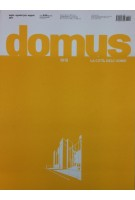 Domus 1015 july/august 2017
