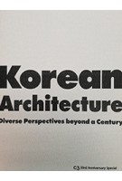 Korean Architecture, Diverse Perspectives beyond a Century | 2000000047157 | C3