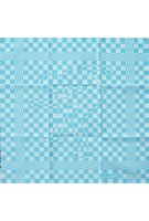 Tea Towel - Sonneveld House. blue | designed by Richard Hutten