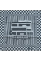 Tea Towel - Sonneveld House - black | Designed by Richard Hutten