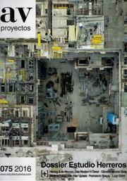 AV Proyectos 075. Dossier Estudio Herreros