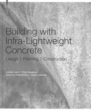 Building with Infra-lightweight Concrete