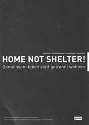 Home not Shelter!