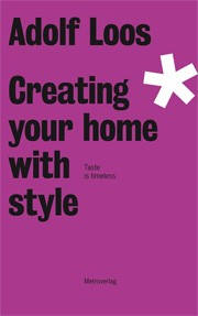 Creating your home with style