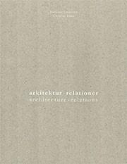 Architecture · relations - arkitektur · relationer