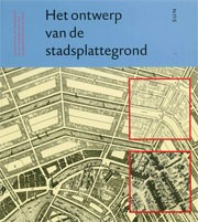 Het ontwerp van de stadsplattegrond