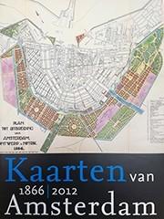 Kaarten van Amsterdam 1866-2010