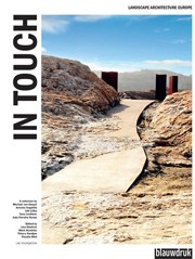 IN TOUCH. Landscape Architecture Europe