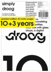 Simply Droog.10 +  3 years