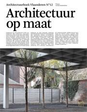 Architectuurboek Vlaanderen 2016
