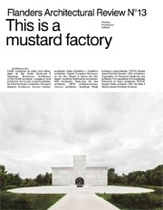 Flanders Architectural Review 2018