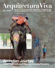 arquitectura viva 157 indian journey - Arquitecturaviva