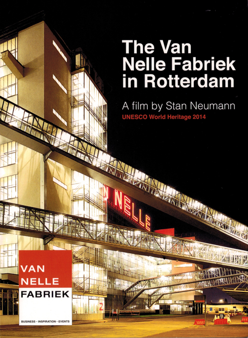 The van nelle fabriek in rotterdam a film by stan neumann for Rotterdam film
