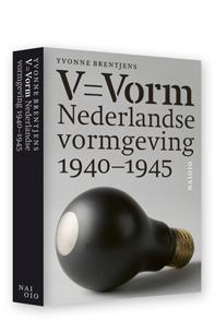 V = Vorm. Nederlandse vormgeving 1940-1945
